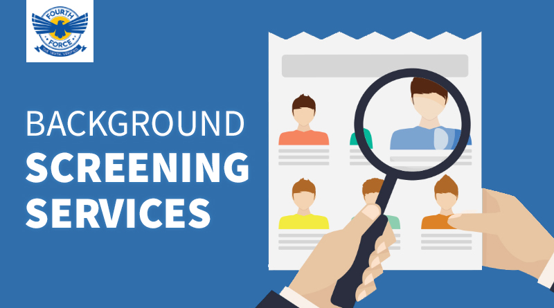 Fourth Force Background Screening Services
