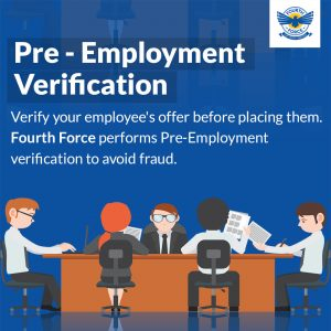 Fourth Force PreEmployment Background Verification