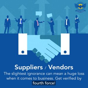 Suppliers-Verification-Fourth-Force