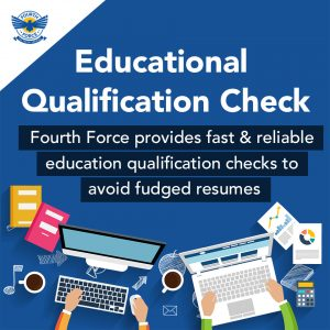 fourthforce-education-qualification-verification