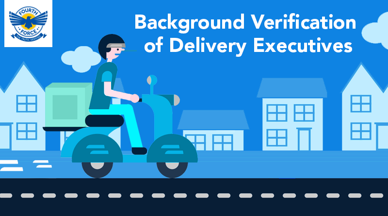 Background-verification-of-delivery-executives