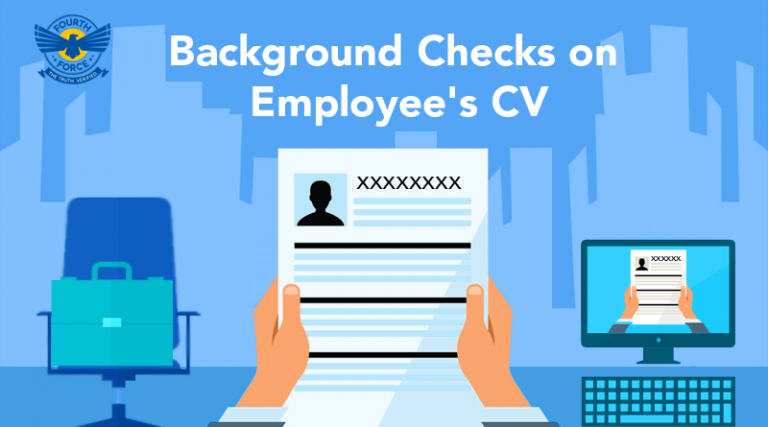 background check with current employer
