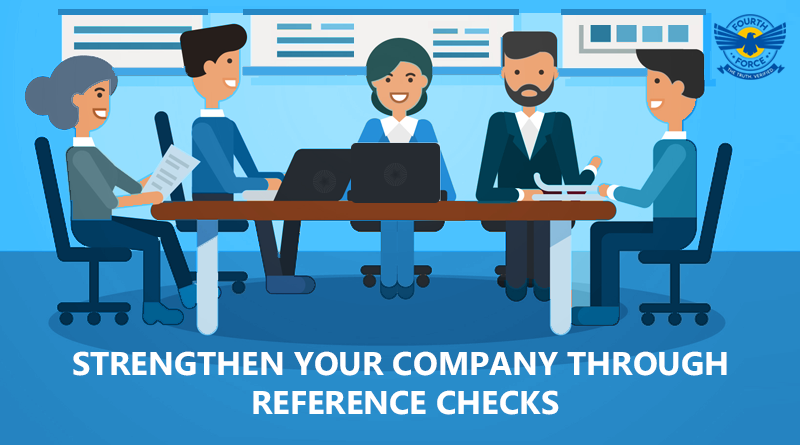 Reference Check Services by Fourth Force