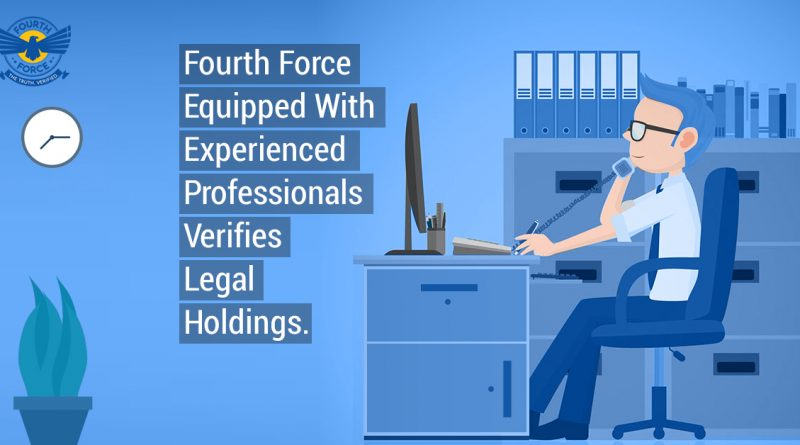 Fourth Force Background Verification Services in India