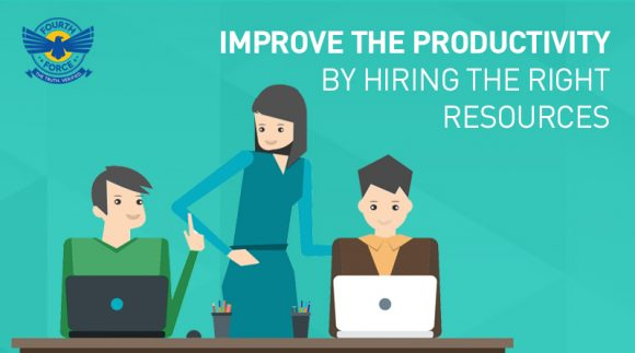 Hire right candidate and improve the productivity of your resources