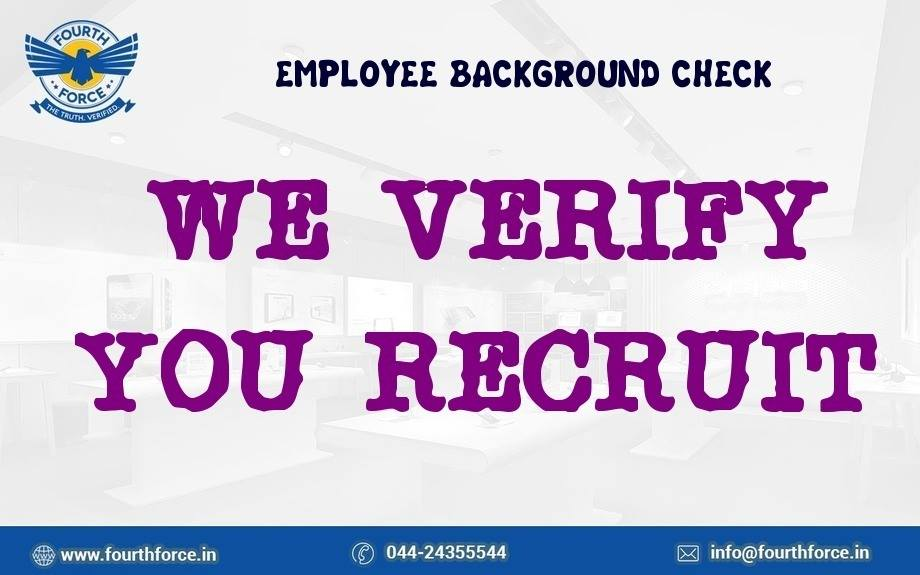 Employment Background Check
