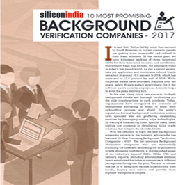 Top 10 Most Promising Background Verification Company